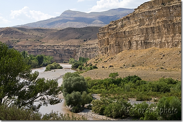 Gorges de l'Euphrate - Gorges of the Euphrates - Euphrate - Firat