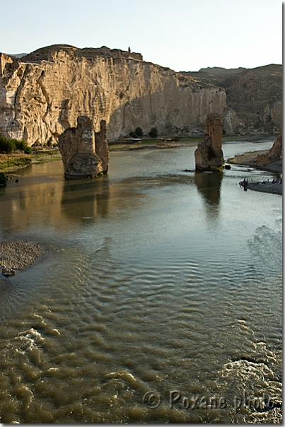 Ancien pont - Former bridge - Hasankeyf