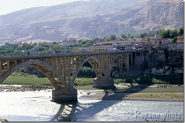 Pont neuf - New bridge - Hasankeyf